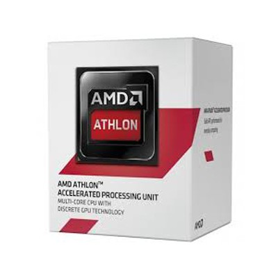 AMD AM1 Athlon Kabini 5350 - HD 8400