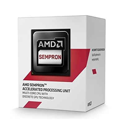 AMD AM1 Sempron Kabini 2650 - HD 8240