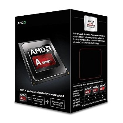 AMD FM2 RICHLAND APU A6 6400K - HD-8470