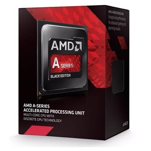AMD FM2+ Godavari A10-7860K ( with 65W Quiet Cooler )