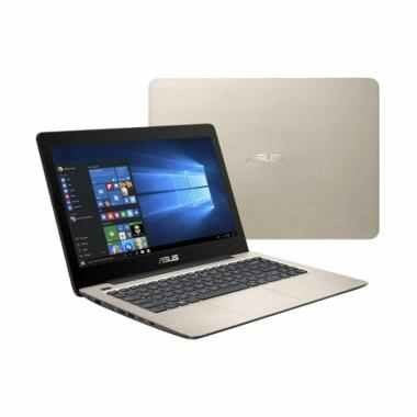 Asus A407UF-BV074T Icicle Gold - I3-7020U - Win 10 - Nvidia MX130 2GB