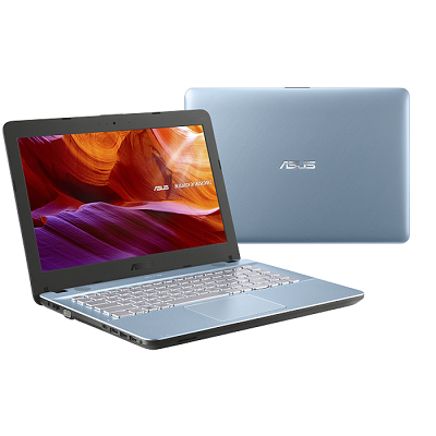 Asus A407MA-BV004T Ice Blue