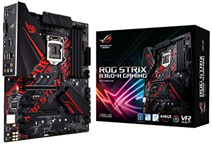 Motherboard ASUS ROG STRIX B360 H-Gaming