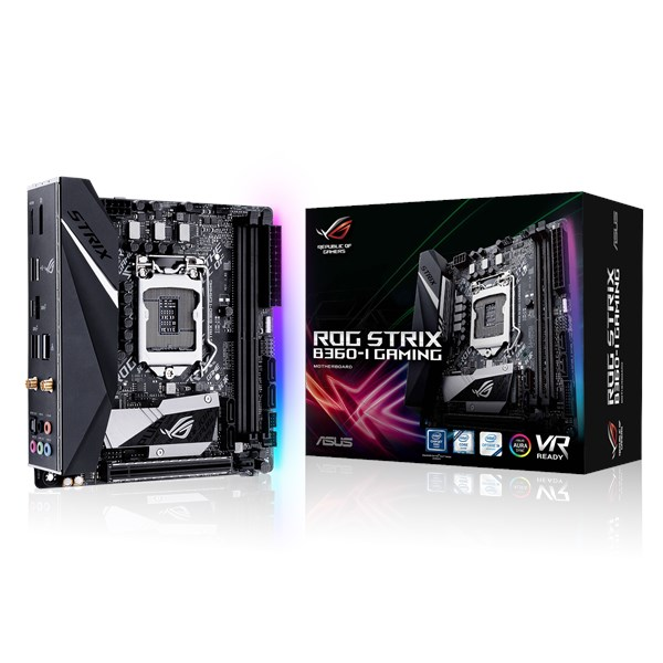 Motherboard ASUS ROG-STRIX-B360-I-Gaming
