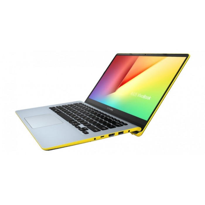 Asus S430FN-EB523T Silver Blue-Yellow