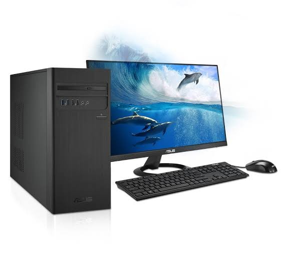 PC Desktop Asus S340MC-0G4900015T