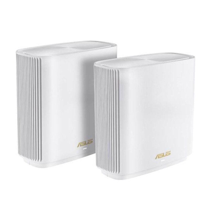 Mesh Router Asus XT8 White 2 Pack AX6600