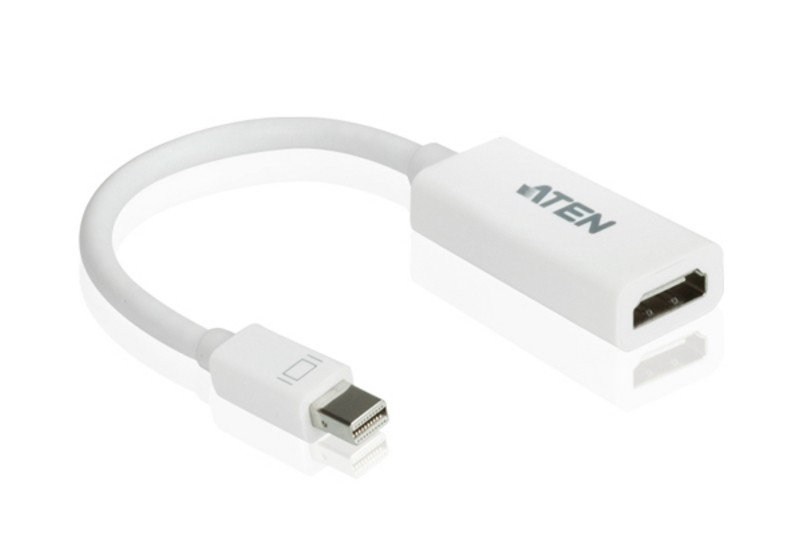 Aten Mini Display Port To HDMI Adapter (VC980-AT)