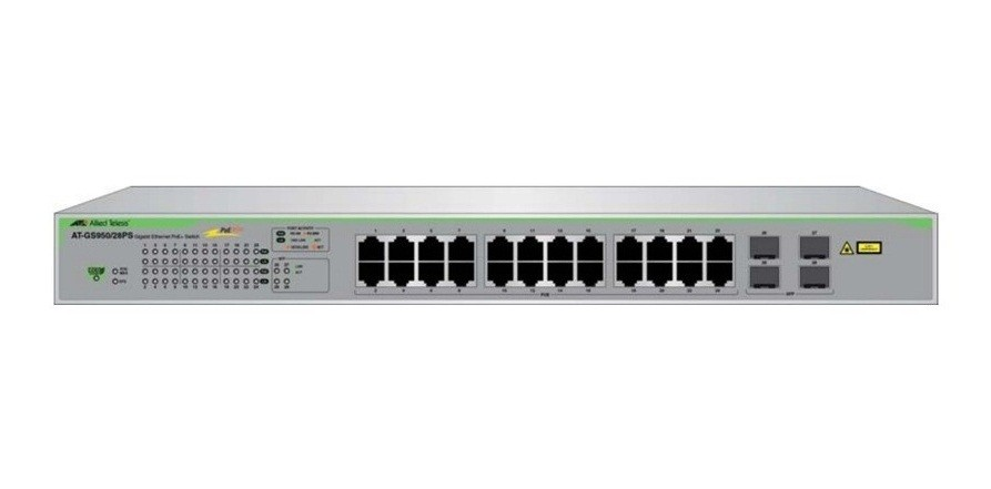 Allied Telesis PoE Switches AT-GS950/28PS