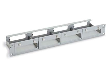 Allied Telesis Media Converter Rack & Wall-Mounting Brackets AT-TRAY4