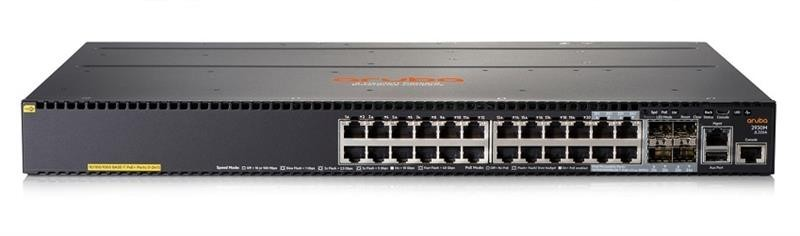 Aruba 2930M 24G PoE+ 1-slot Switch