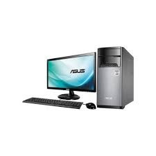 "Desktop PC ASUS M32CD-K-ID011D - 18.5"" Monitor"