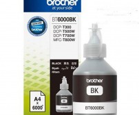 BROTHER Black Ink Catridge [BT-6000 BK]