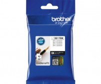 BROTHER Black Ink Cartridge - LC-3617 BK (up to 550 pages)