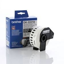 Brother DK-22210 Continuous Length Paper Tape