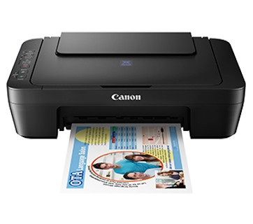 Canon Printer Multifungsi E470 wifi