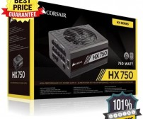 Power Supply Corsair HX750 (CP-9020137-EU) 750W 80 Plus Platinum