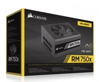 Power Supply Corsair RM750x (CP-9020179-EU) 750W 80 Plus Gold