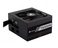 Power Supply Corsair TX650M (CP-9020132-EU) 650W 80 plus Gold