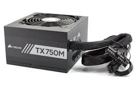 Power Supply Corsair TX750M (CP-9020131-EU) 750W 80 plus Gold