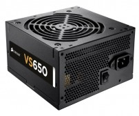 Power Supply Corsair VS650 (CP-9020172-EU)  650W 80 Plus