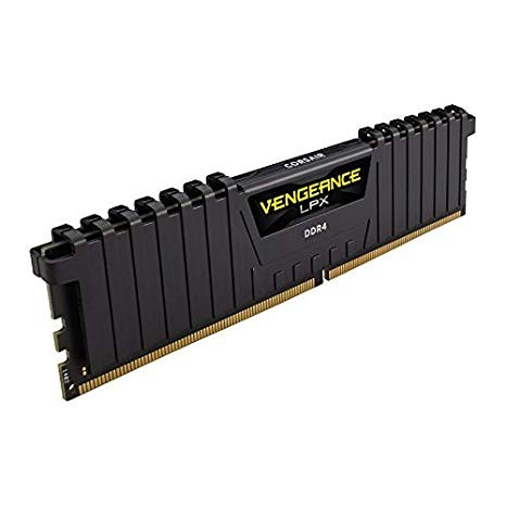 RAM PC Corsair Vengeance LPX DDR4 CMK8GX4M1A2400C16R (1X8GB)