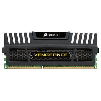 Corsair Vengeance DDR3 - 1x4GB - CMZ4GX3M1A1600C9 for PC