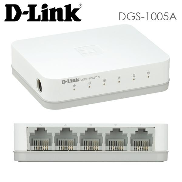 D-LINK SWITCH DGS-1005A