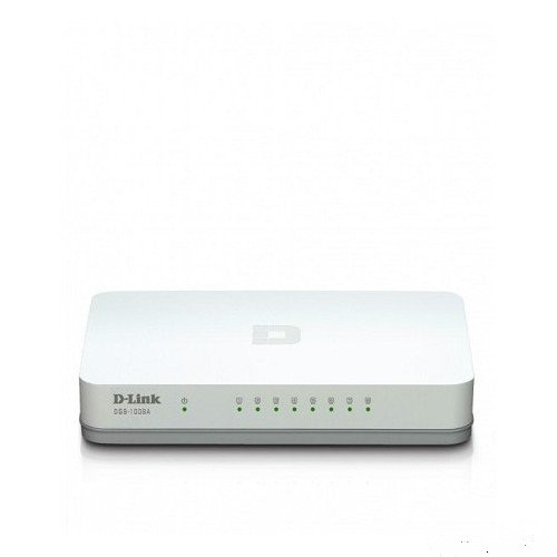 Switch D-Link DGS-1008A