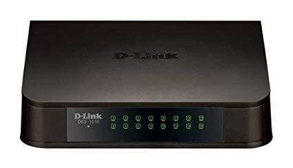 D-LINK DES-1016A (Switch Hub)