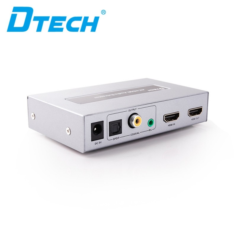 HDMI to HDMI Audio  Converter DTECH DT-7048