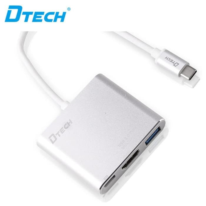 TYPE-C to HDMI T0022 Converter DTECH T0022