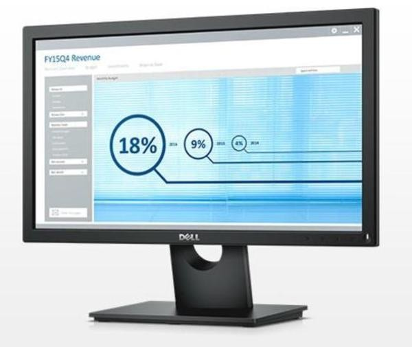 "Monitor LED Dell 19.5"" E2016HV"