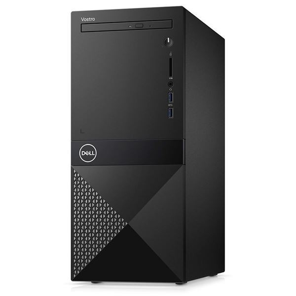 "PC Dell Vostro Desktop 3670 - Core i3-8100 - LCD 18.5"" - Ubuntu"