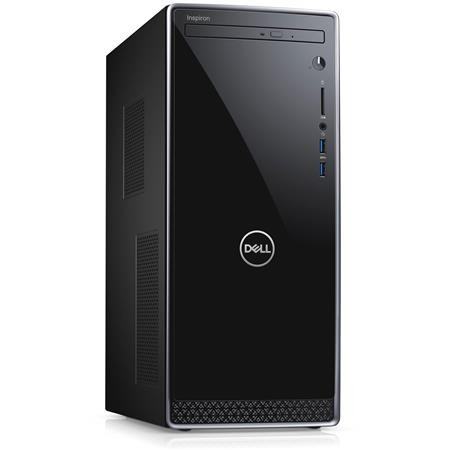 PC Desktop Dell Inspiron 3670 - Core i3-8100 - Win 10 Home