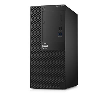 PC Desktop Dell OptiPlex 3050 MT - Core i3-7100 - Ubuntu