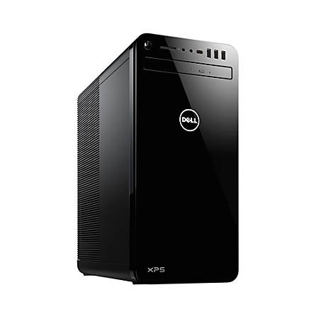 PC Desktop Dell Studio XPS 8930 - i7-8700 - GTX1060 6gb - Win 10 Pro