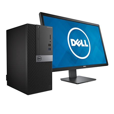 DELL OptiPlex 3040MT Desktop PC - i5-6500 / Win 10 Pro