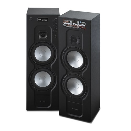 Sharp Active Speaker CBOX-RB988UBL