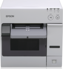 EPSON TM C3400 - LAN Color