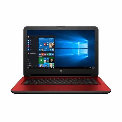 "HP 14 - AM015TU RED 14"" SCREEN DISPLAY"