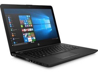 HP 14-bs743TU Black