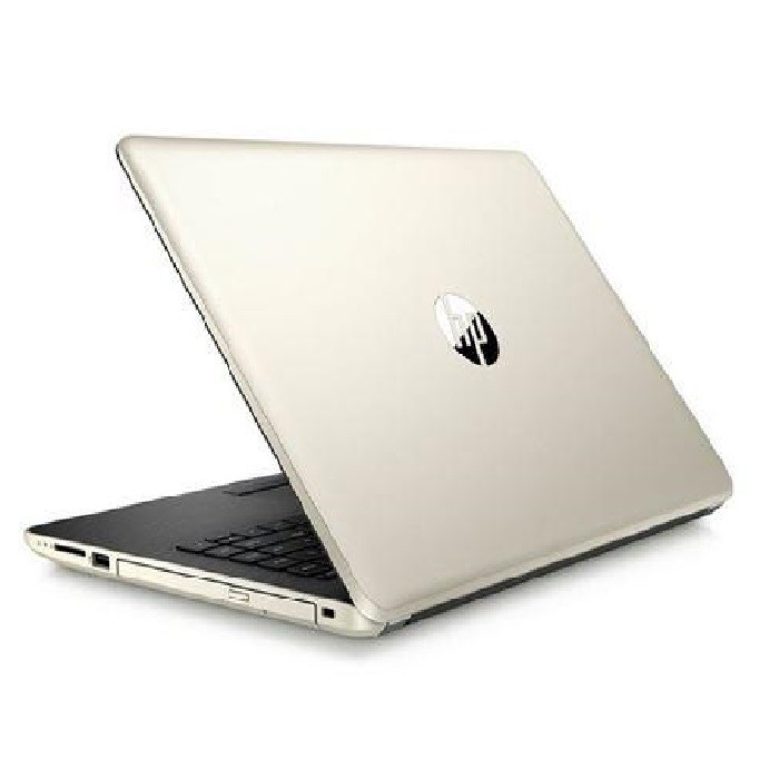 Laptop HP 14s-CF0063TU Gold