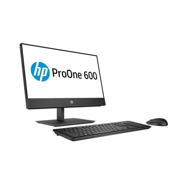 HP ProOne 600 G4 - 5LC51PA AIO - I7-8700T - Win 10 Pro - Touchscreen