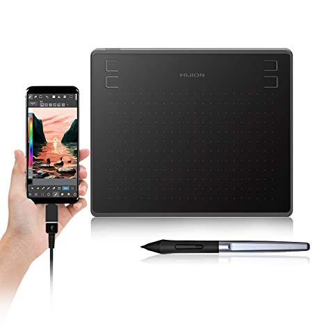 Graphic Pen Tablet Huion HS64 Special