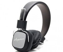 Remax Profesional Monitoring Headphone with Microphone - RM-100H - Black