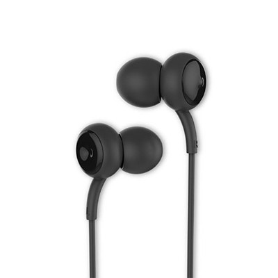Remax Touch Music Earphone with Mic - RM-510 - Black