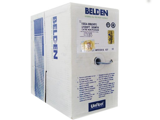 BELDEN UTP Cable Cat. 5e