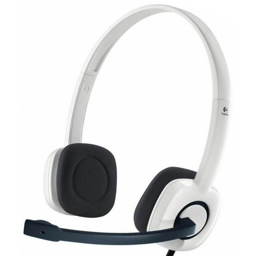 Logitech Headset H 150 (Cloud White)
