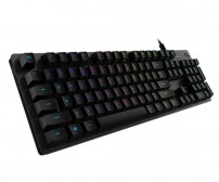 Gaming Keyboard Logitech G 512 Carbon RGB Mechanical - Tactile Switch